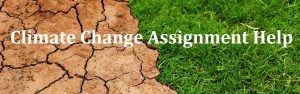 climate change assignment help